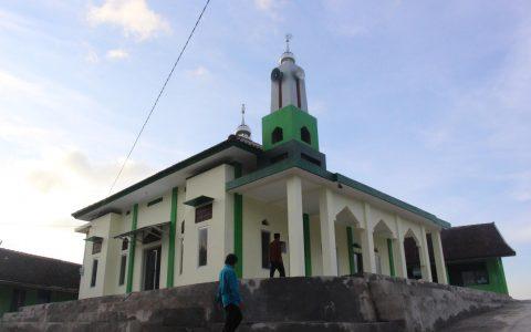 Peresmian Masjid Umar bin Al Khattab RA Di Gunungkidul oleh Direktur Yayasan Ash Shilah